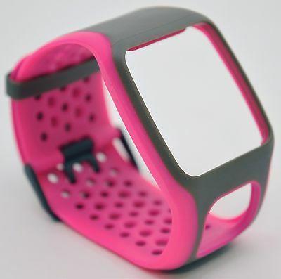 comfort strap dark pink