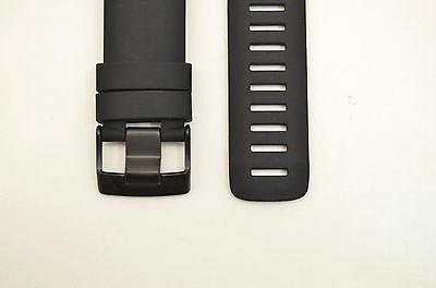 Suunto Core Accessory Strap Rubber Black, One