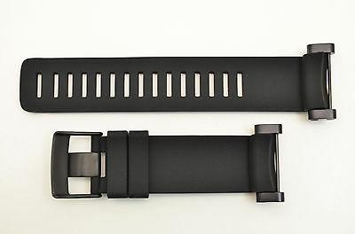 Suunto Accessory Rubber Black,