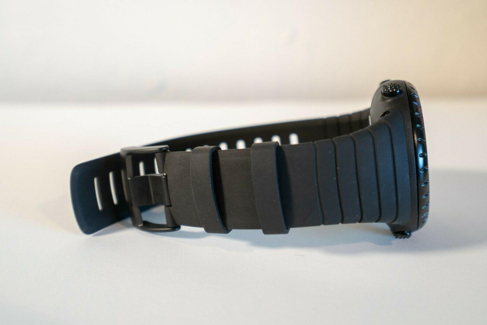 SUUNTO Core Black Military Watchss1826600396