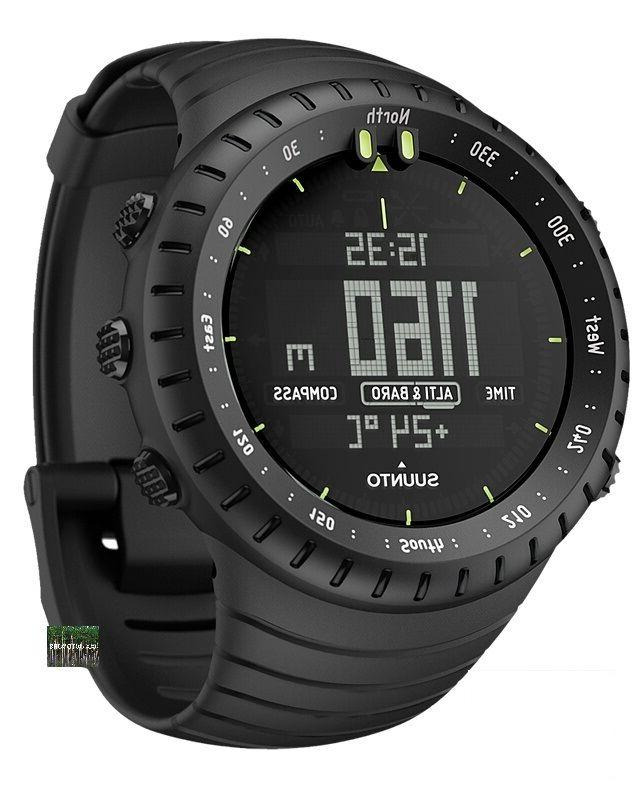 Suunto Core Wrist-Top Computer Watch with Compass,