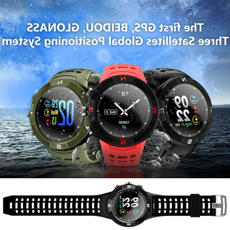 DTNO.I Smart Watch Rate Monitor Fitness Tracker US