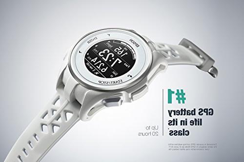 Epson E11E221032 GPS Multisport with Heart Display White