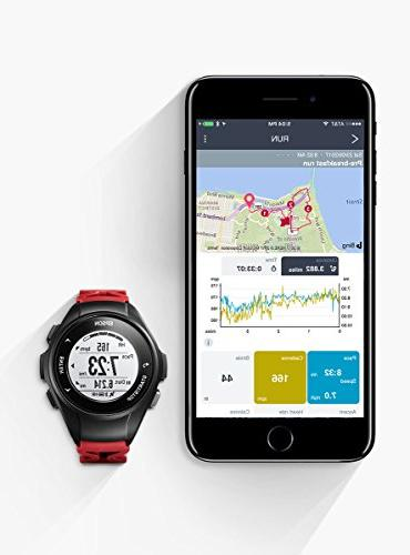 Epson ProSense 57 GPS Heart from The Wrist