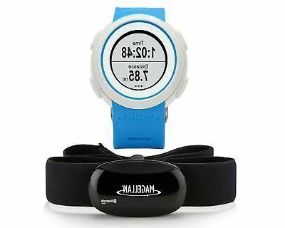 echo smart running sport watch with heart