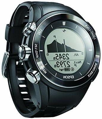 EPSON Wristable GPS for Trek Watch GPS for Running GPS 3D al
