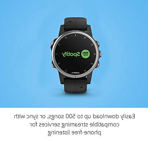 Garmin - smartwatch with and 010-01987-20