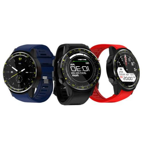 F1 GPS Compass Card Heart Rate Android