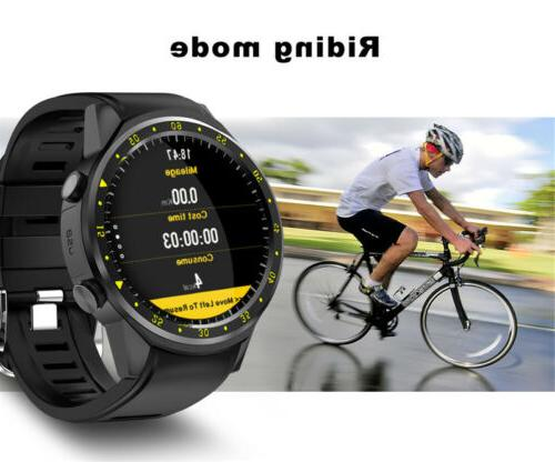 F1 Watch GPS Compass Card Heart Rate Android