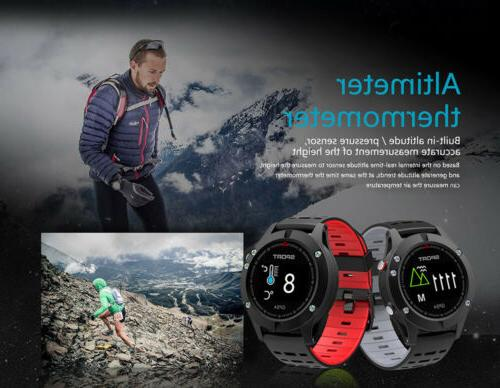 F5 GPS Outdoor Smart Climbing Hiking Waterproof