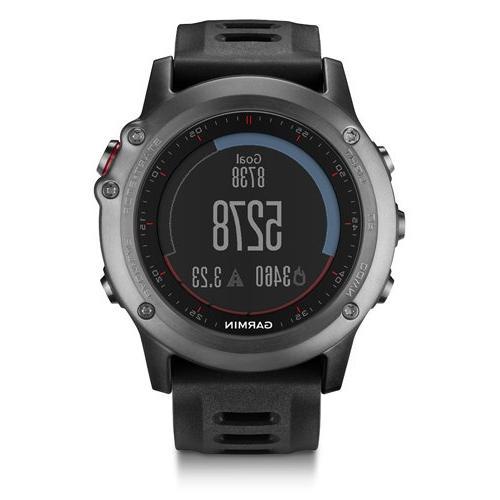 fenix 3 gps fitness watch
