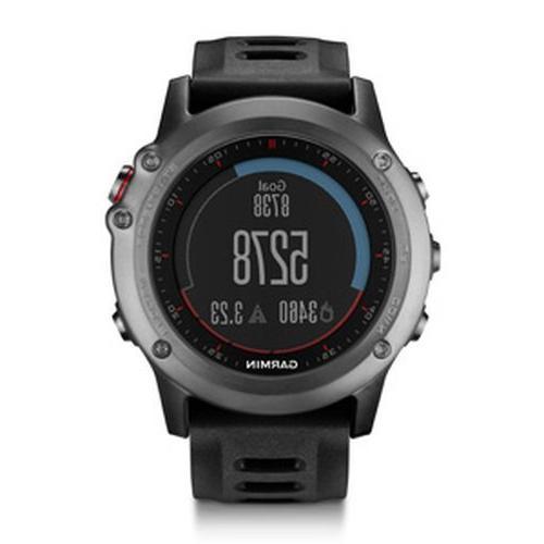 Garmin 3 Watch, Gray