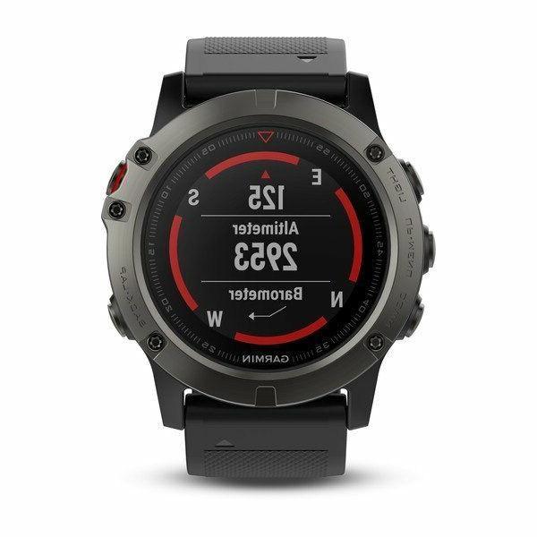 fenix 5x fitness gps watch 100k us