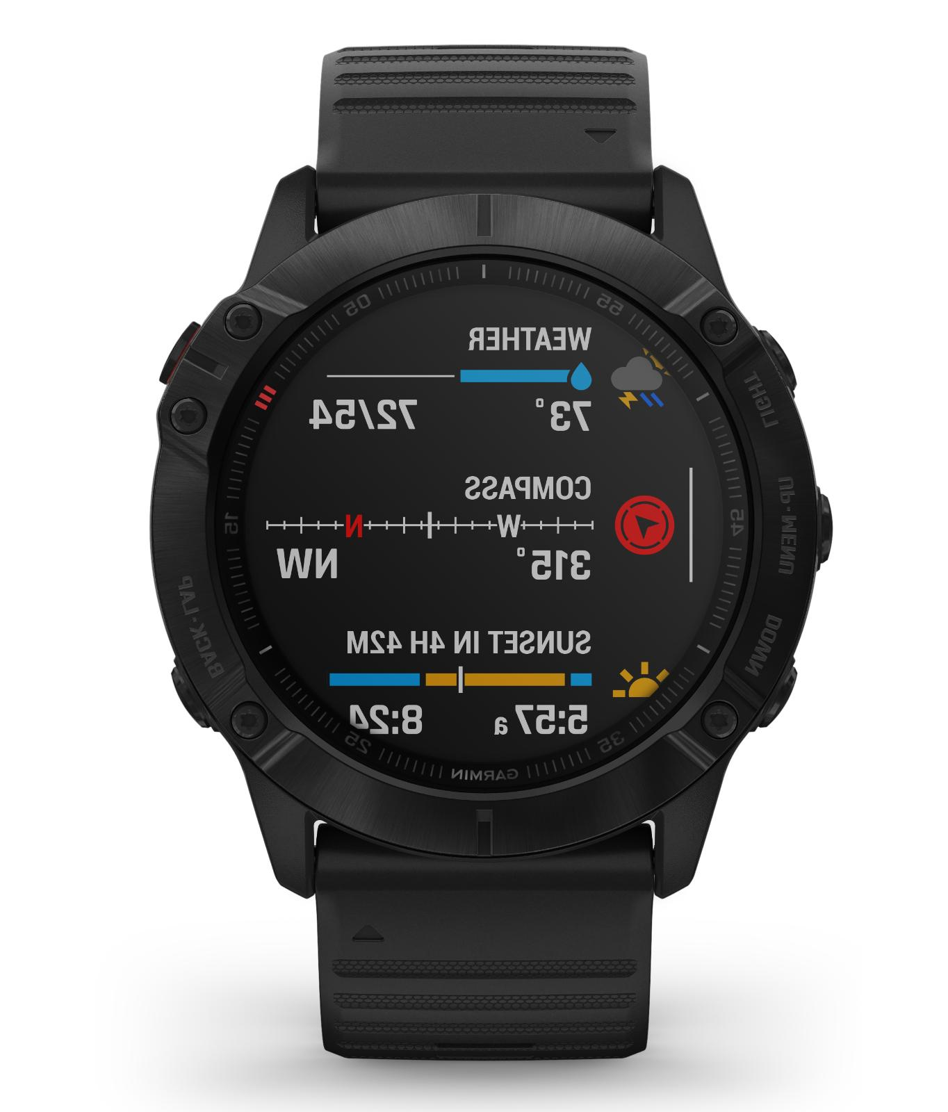 Garmin fenix 6X GPS Multisport Watch Pro