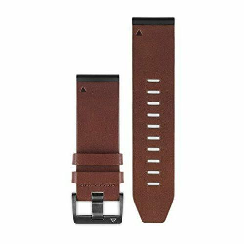 Garmin fenix 5 QuickFit Bands  Brown Leather