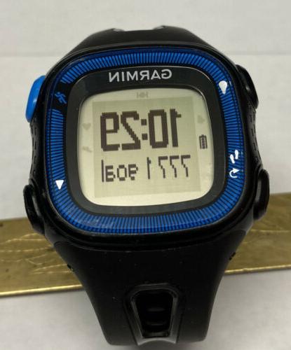 forerunner 15 gps running watch black blue