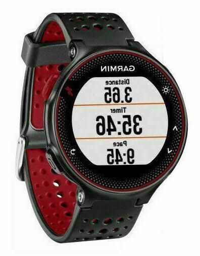 forerunner 235 gps running watch w wrist