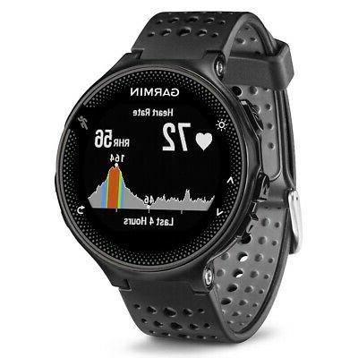 Garmin Forerunner HR Heart HRM Sports Watch Multisport GPS Red