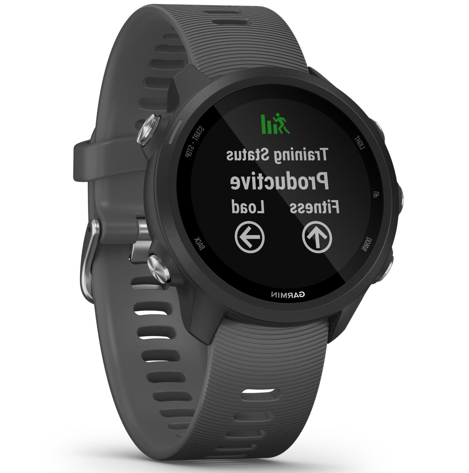 forerunner 245 gps running watch w advanced