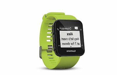 Garmin Forerunner GPS Running Watch, Blue