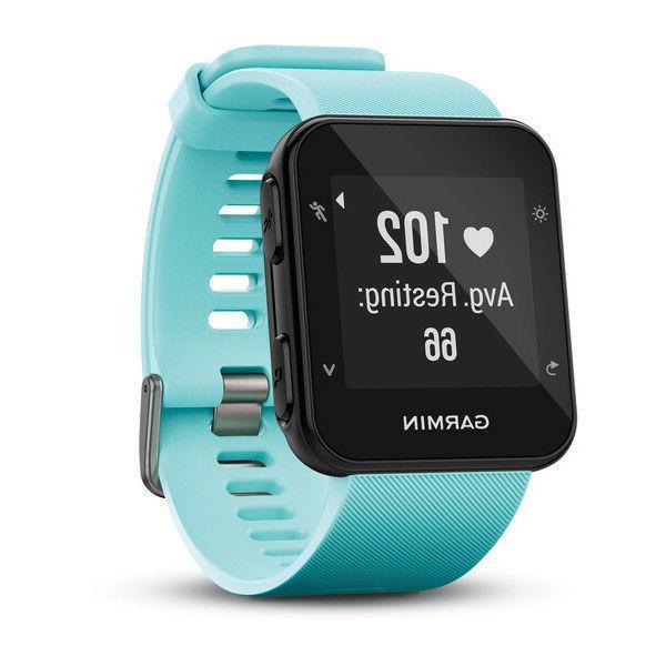 Garmin Forerunner 35 GPS Running Watch with Colors !