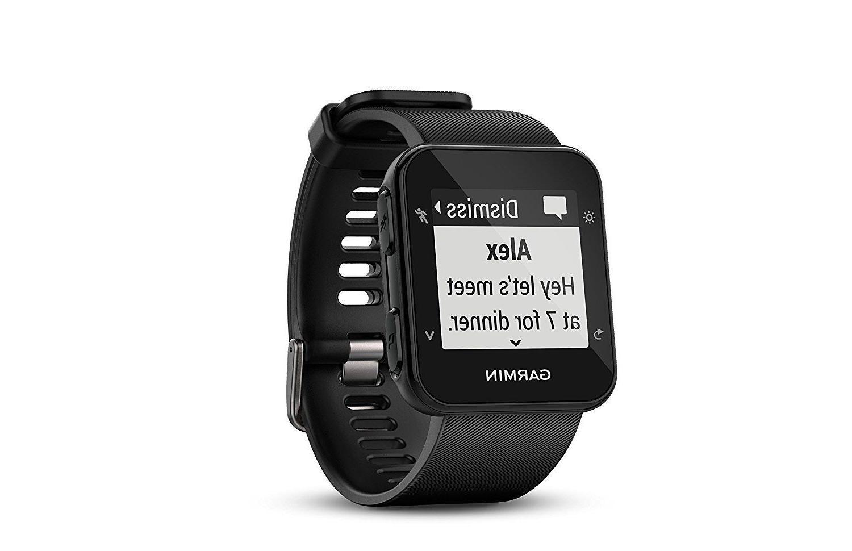 Garmin GPS Watch Black