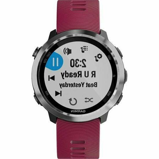 Garmin Forerunner GPS Heart Rate Monitor Running