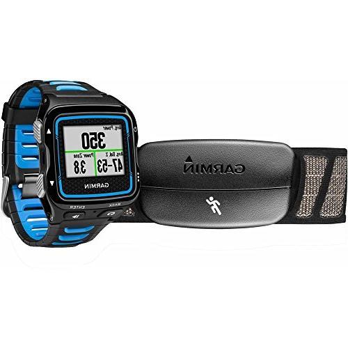 forerunner 920xt black blue watch