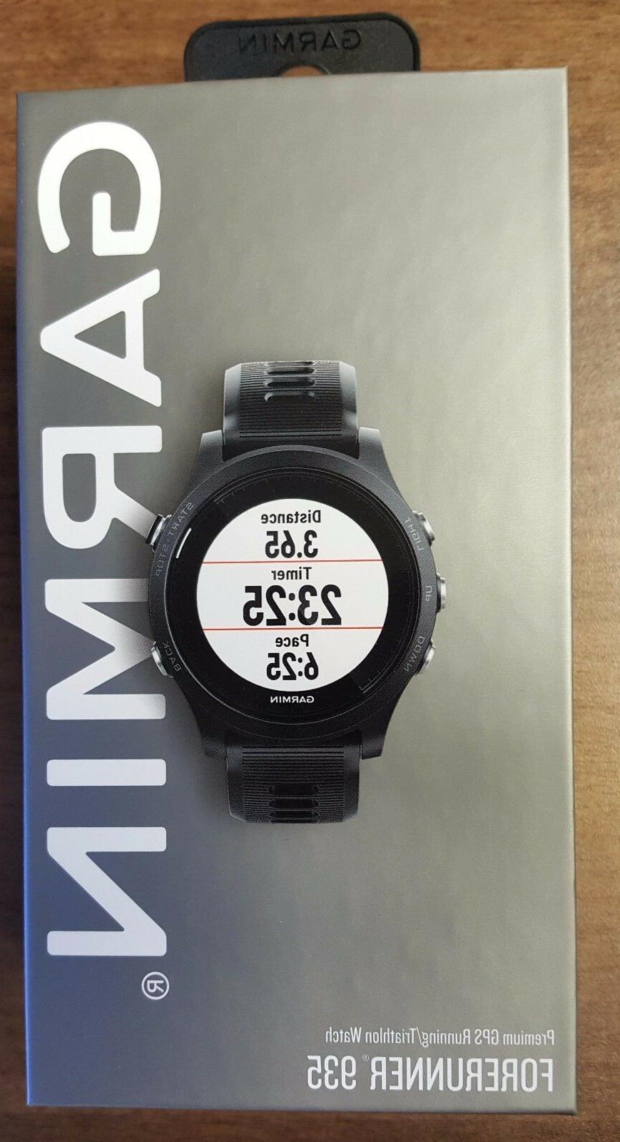 New Garmin Forerunner Triathlon Watch