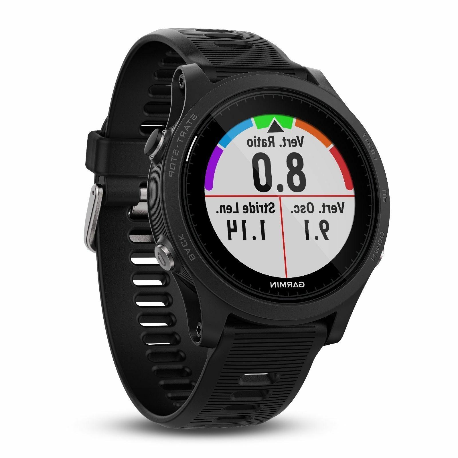 New Garmin Forerunner 935 Black GPS Triathlon Watch