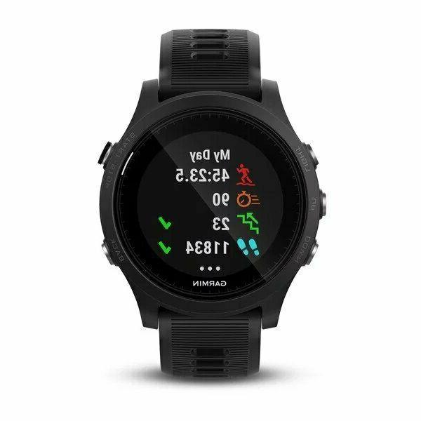 Garmin Forerunner GPS Premium Running Triathlon Watch 010-01746-00