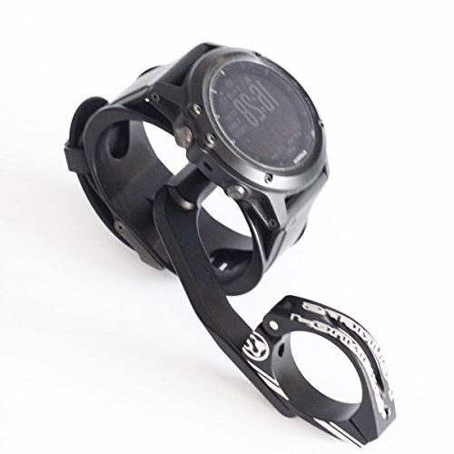 Fouriers Out Cycling Watch Mount For Forerunner Alloy