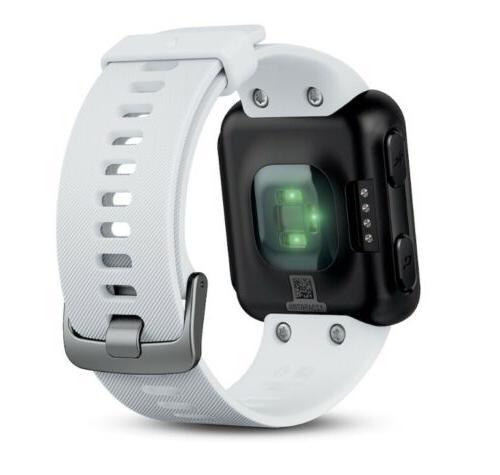 Garmin Running White Tracker Sportswatch NEW