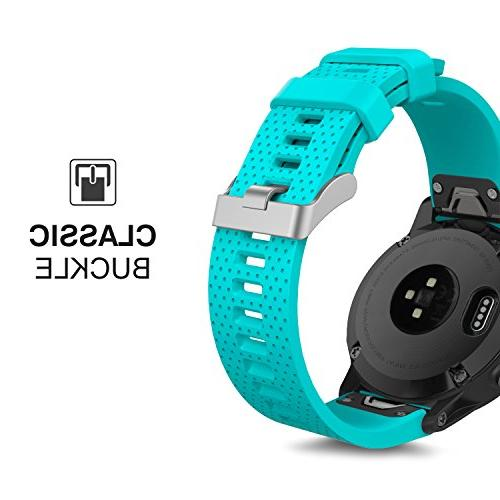 "MoKo Watch Replacement Watch Strap Plus, 5S Multisport GPS Watch, 5.31""-8.46"", ,"