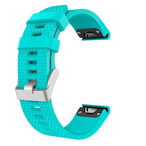 """MoKo Watch Soft Replacement Watch for Plus, Multisport 42mm GPS Smart Fit 5.31""""-8.46"""","""