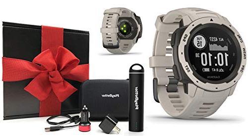 garmin instinct gps watch gift