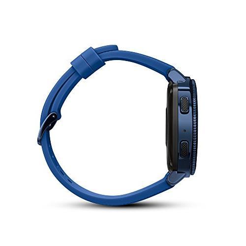 Samsung Smartwatch , Blue, SM-R600NZBAXAR – US Version