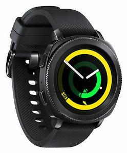 Samsung Gear Sport 44.6mm 768MB/4GB Water Resistant Smart Wa