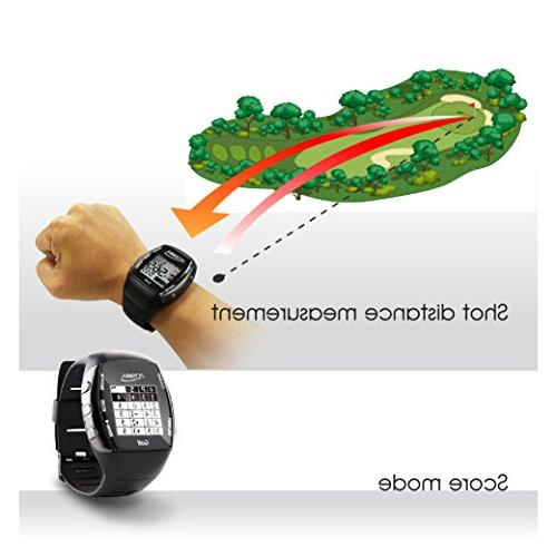 POSMA GM2 GPS Watch Finder Activity Tracker Built-in Rate Monitor, Bluetooth iOS Smartphone iPhone