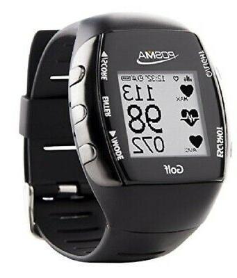 POSMA Watch Range Finder, Activity Tracking, Heart Monitor