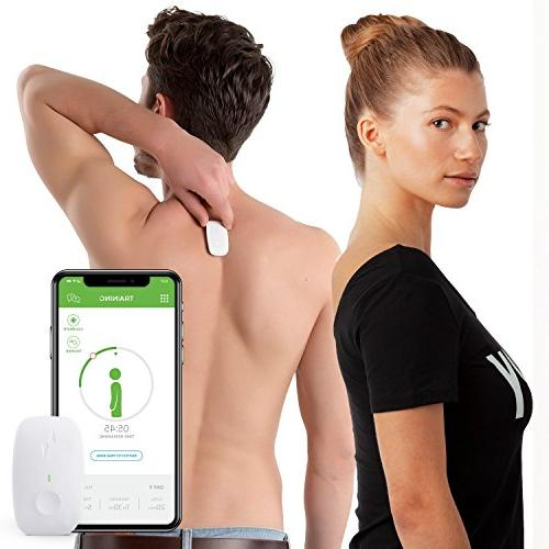 go smart wearable posture trainer