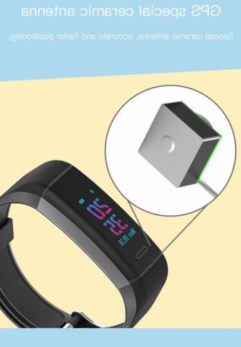 GPS Built-in Watch Band Smart Sport Tracker P