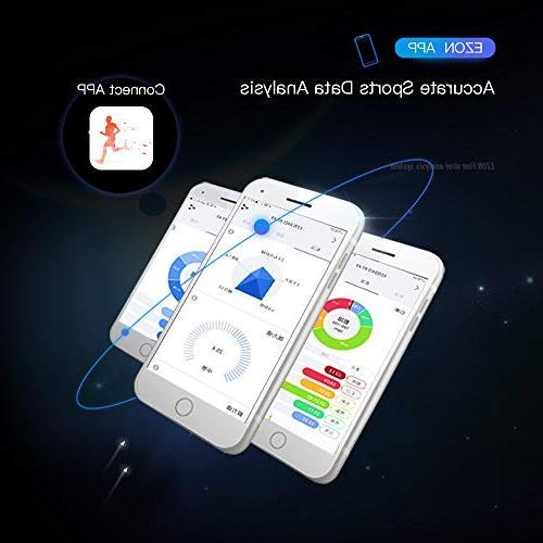 EZON GPS Smart Watch,Heart Rate