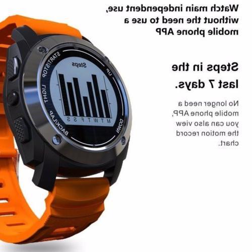 GPS Running With Heart Waterproof Outdoor