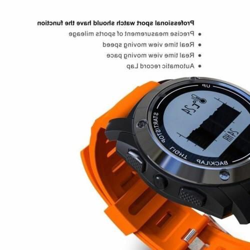 GPS With Waterproof Sports