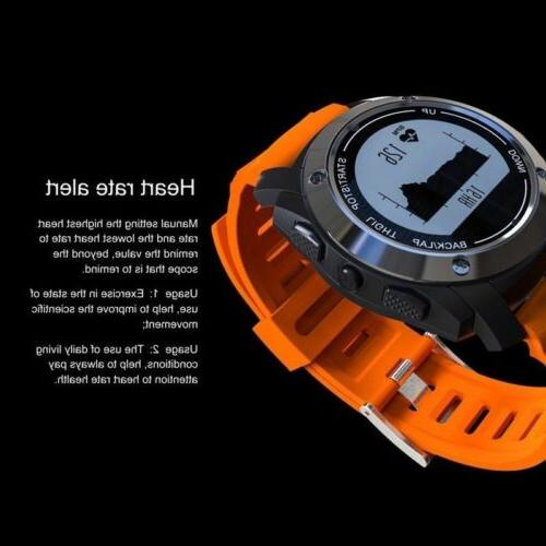 GPS Running With Heart Rate Waterproof