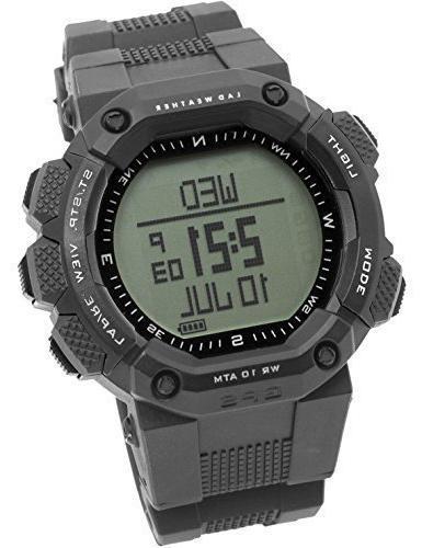 gps running watch heart rate