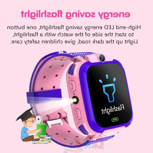 GPS Smart Watch Kid Locator