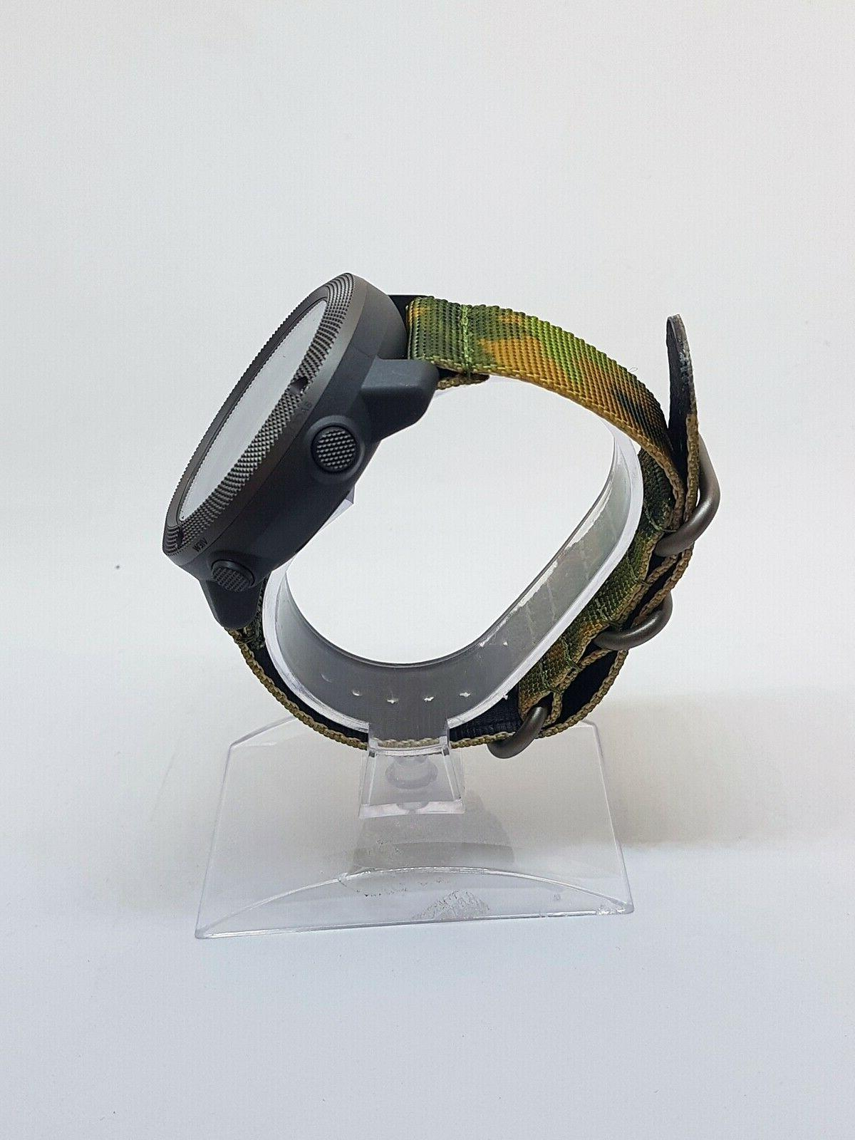 GPS Smartwatch Traverse Alpha Woodland Brand NEW Original SS023445000