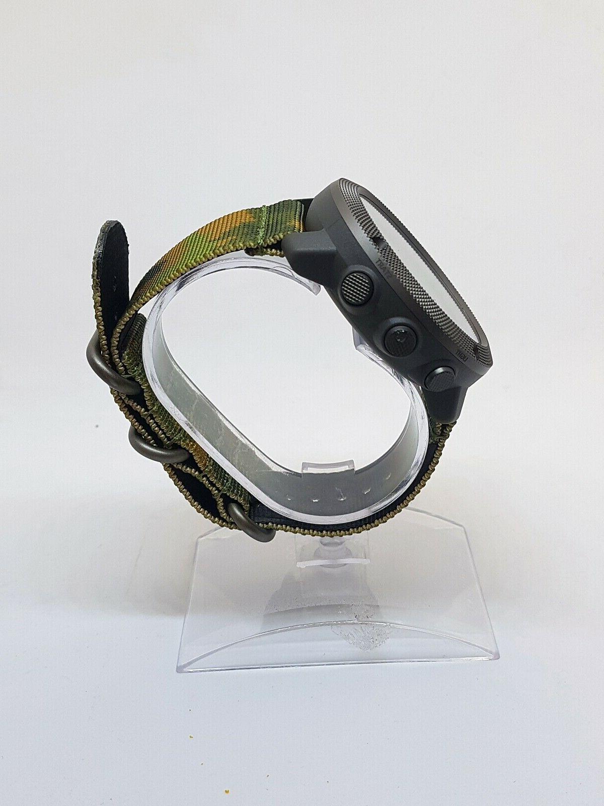 GPS Smartwatch Suunto Alpha Woodland Original SS023445000